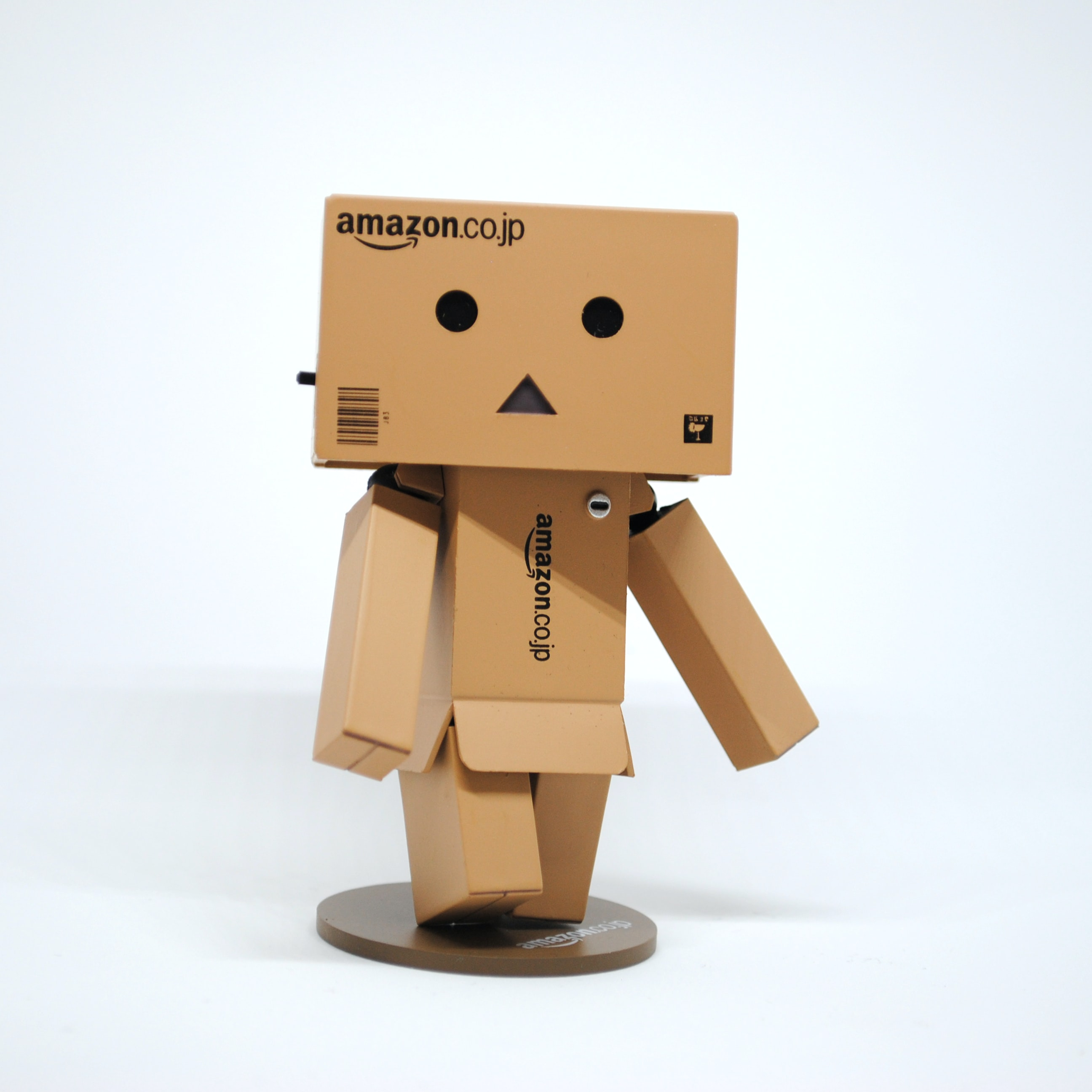 amazon box character